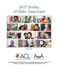 2017 Profile of Older Americans