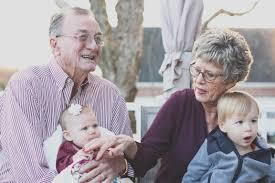 Grandparents Taking Care of Grandchildren